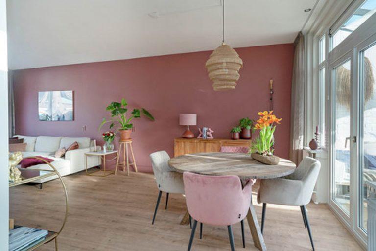 Interieurstyling Bruïnelaan woonkamer 1 na