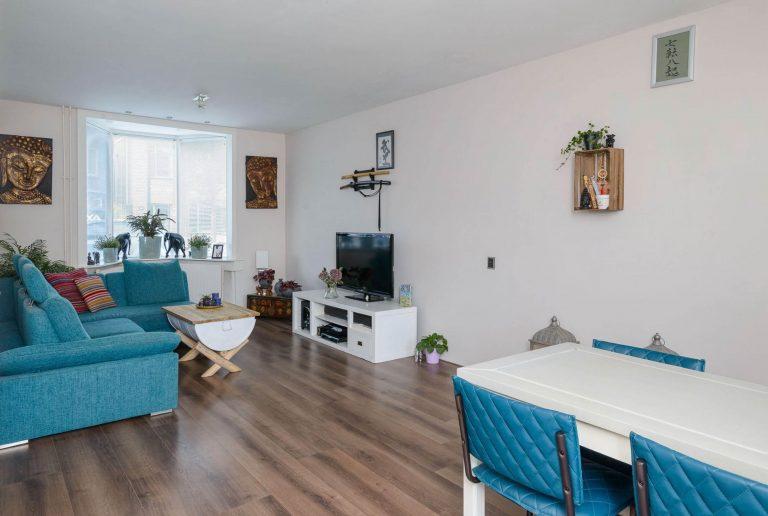 Interieurstyling Bruïnelaan woonkamer 1 voor