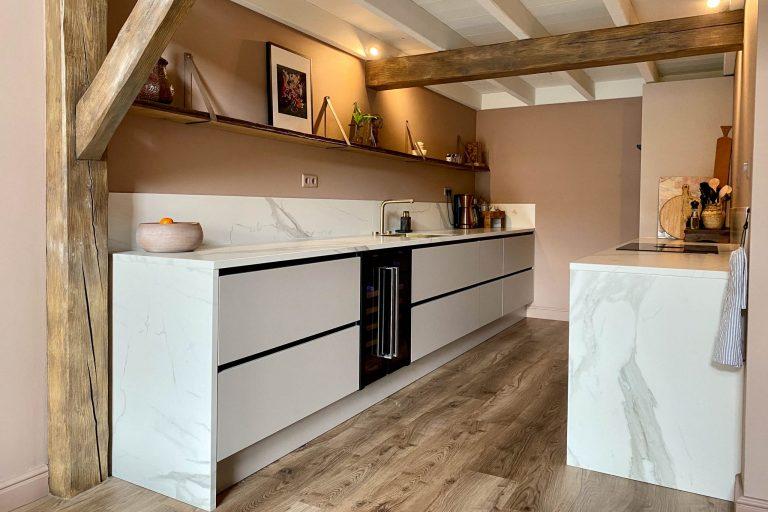 Interieurstyling Onderdijk keuken na