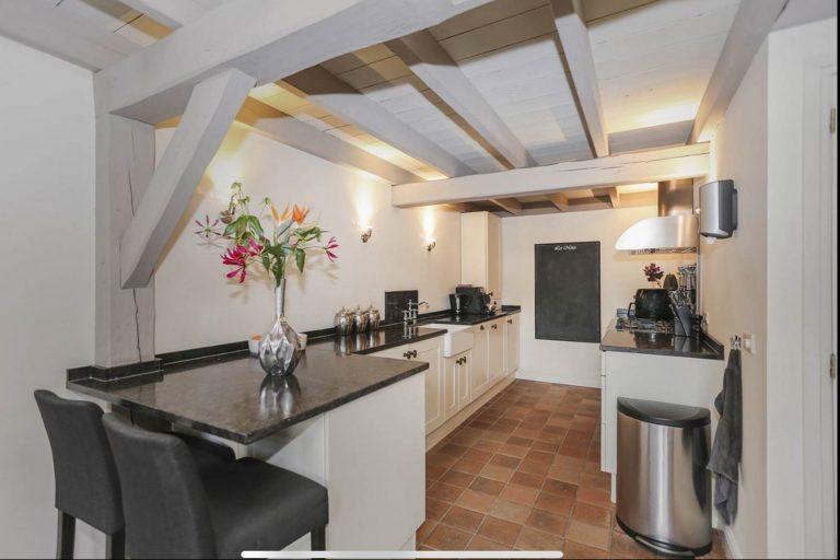 Interieurstyling Onderdijk keuken voor