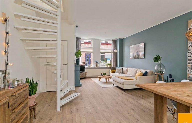 Interieurstyling Wilhelminastraat woonkamer 1 na
